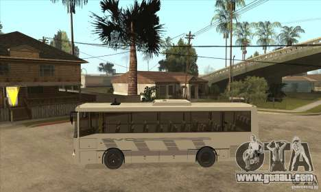 LAZ 42078 (liner-10) for GTA San Andreas left view