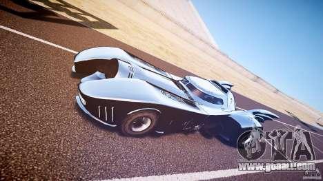 Batmobile v1.0 for GTA 4