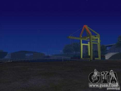 New Timecyc for GTA San Andreas seventh screenshot