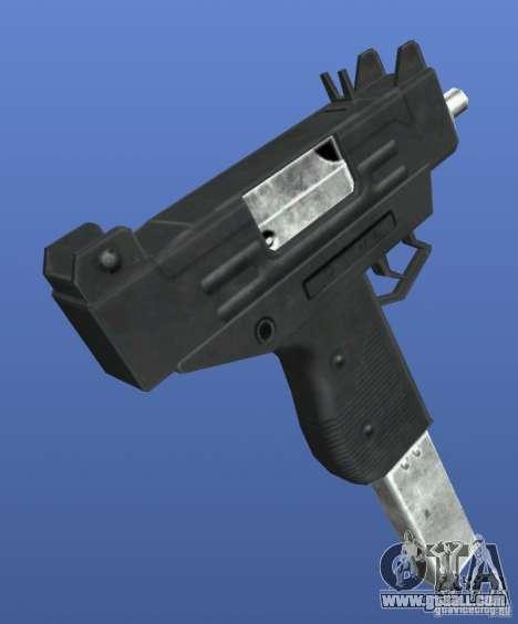 Mega Gun Pack (Chrom) for GTA 4