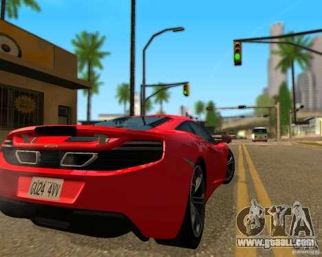 Real World ENBSeries v3.0 for GTA San Andreas
