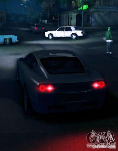 IVLM 2.0 TEST №5 for GTA San Andreas third screenshot