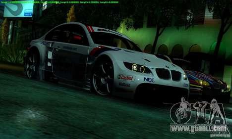 SA_gline 4.0 for GTA San Andreas fifth screenshot