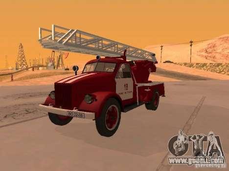 GAZ-51 ALG-17 for GTA San Andreas