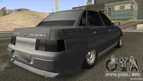 VAZ 2110 Dag for GTA San Andreas right view