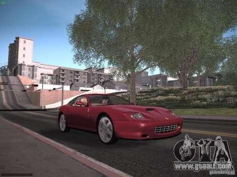LiberrtySun Graphics ENB v2.0 for GTA San Andreas seventh screenshot