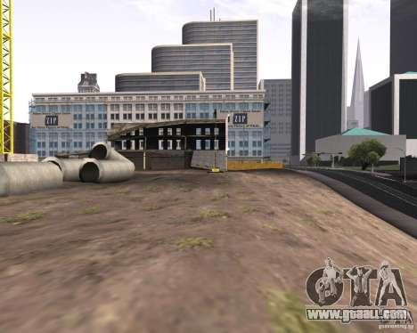 A collection of graphics mods for GTA San Andreas forth screenshot