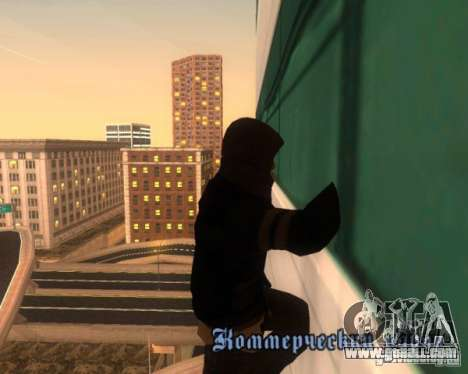 Prototype MOD for GTA San Andreas second screenshot