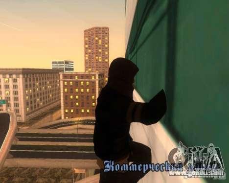 Prototype MOD for GTA San Andreas second screenshot