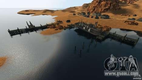 Red Dead Desert 2012 for GTA 4 third screenshot