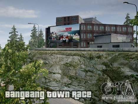 BangBang Town Race for GTA 4