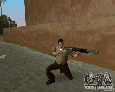 Pak weapons of S.T.A.L.K.E.R. for GTA Vice City second screenshot