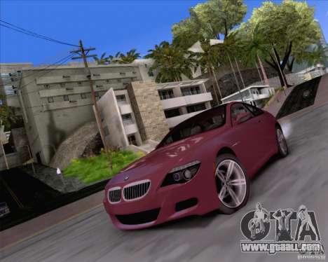 ENBSeries by Sankalol for GTA San Andreas second screenshot