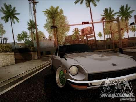 Nissan 280 Fairladyz 4.32 for GTA San Andreas