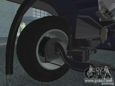 Active dashboard v.3.0 for GTA San Andreas eighth screenshot