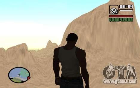 Mountain map for GTA San Andreas third screenshot