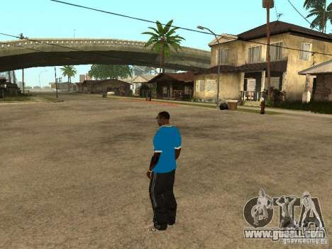 Mike Zenith for GTA San Andreas forth screenshot