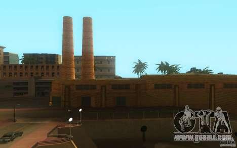 New textures in Los Santos for GTA San Andreas second screenshot