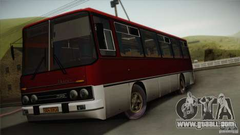 IKARUS 255.01 for GTA San Andreas