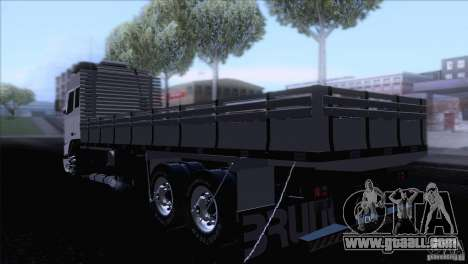 Volvo FH12 2000 for GTA San Andreas left view
