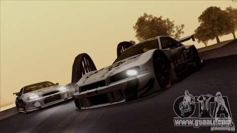SA Beautiful Realistic Graphics 1.4 for GTA San Andreas forth screenshot