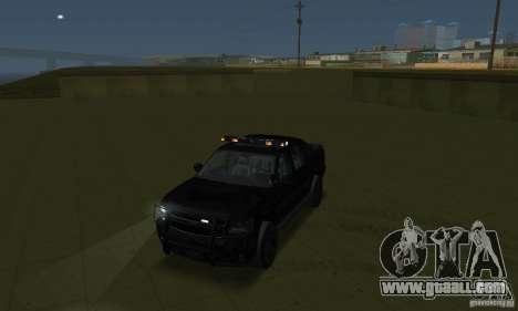 Strobe Lights for GTA San Andreas forth screenshot