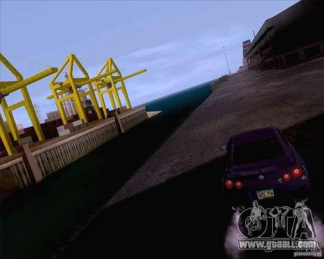 ENBSeries by Sankalol for GTA San Andreas