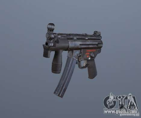 Grims weapon pack3 for GTA San Andreas ninth screenshot
