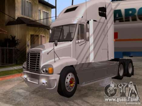 Freightliner Century for GTA San Andreas left view