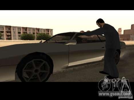 Great Theft Car V1.1 for GTA San Andreas fifth screenshot