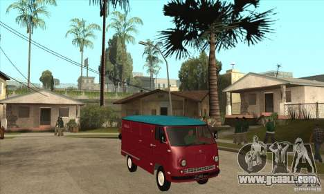 YERAZ 762 in for GTA San Andreas inner view