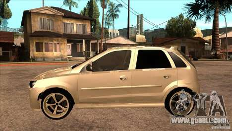 Opel Corsa Tuning Edition for GTA San Andreas left view