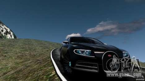 Bugatti Galibier 2009 for GTA 4 engine