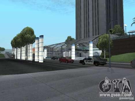 Doherty Plaza-new Dorothy for GTA San Andreas