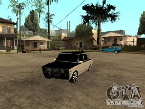 VAZ 2106 Tuning Light for GTA San Andreas