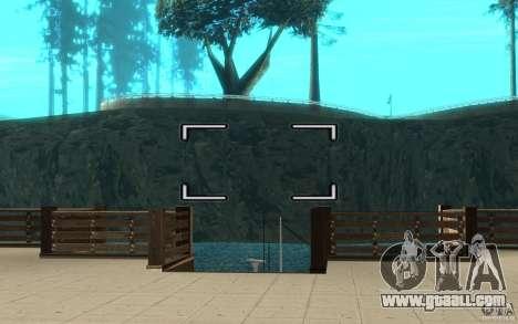 Digicam for GTA San Andreas second screenshot