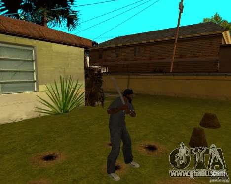 Water pipe for GTA San Andreas second screenshot