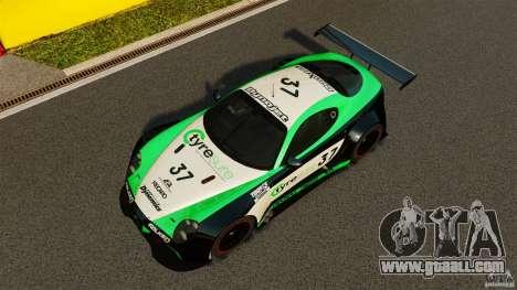 Alfa Romeo 8C Competizione Body Kit 2 for GTA 4 upper view