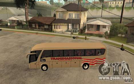 Marcopolo G7 Skin Transnasional for GTA San Andreas left view
