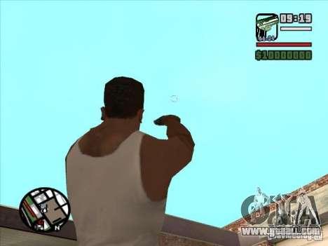 USP 45 for GTA San Andreas third screenshot