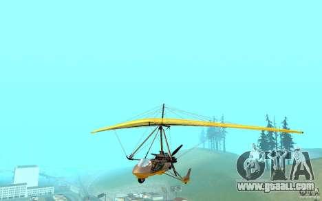 Hang Glider for GTA San Andreas