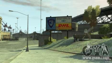 DHL-Port for GTA 4 second screenshot