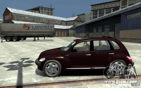 Chrysler PT Cruiser for GTA 4 left view