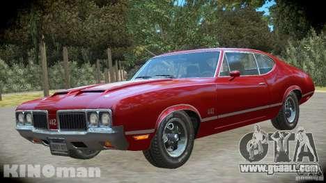 Oldsmobile 442 for GTA 4