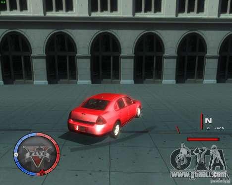 Chevrolet Impala 2008 for GTA San Andreas