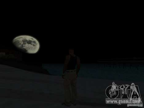 Realistic Night Mod for GTA San Andreas forth screenshot