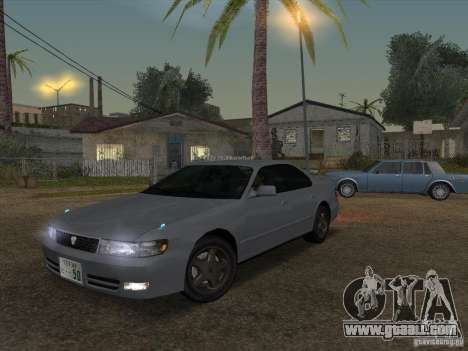 Toyota Chaser JZX90 Stock for GTA San Andreas right view