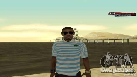 New Latinos for GTA San Andreas