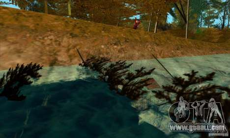 Crossing v1.0 for GTA San Andreas third screenshot