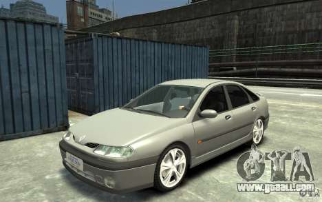 Renault Laguna 1.6 16V for GTA 4